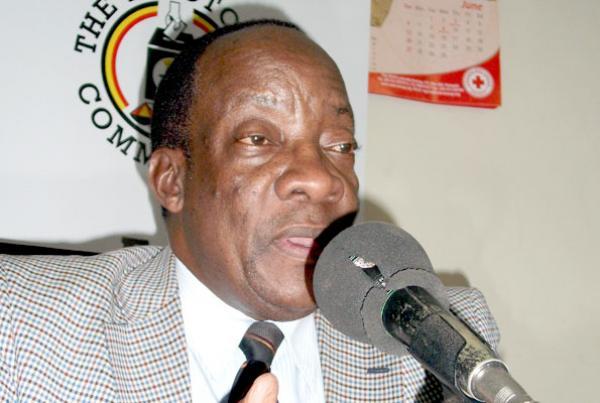 Electoral commission (EC) Chairperson , Badru Kiggundu