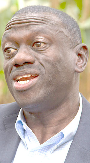 Dr Besigye kicked up a storm  claiming that party officials sidelined him in drafting the policy document