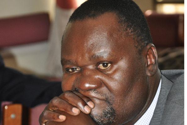 Bugweri County MP Abdu Katuntu