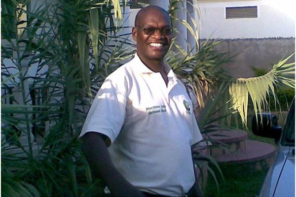 Mr Moses Wafula Mapesa