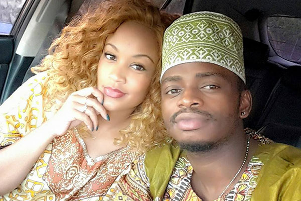 At the Frying Pun, we shall choose to know her just as Zari (L)