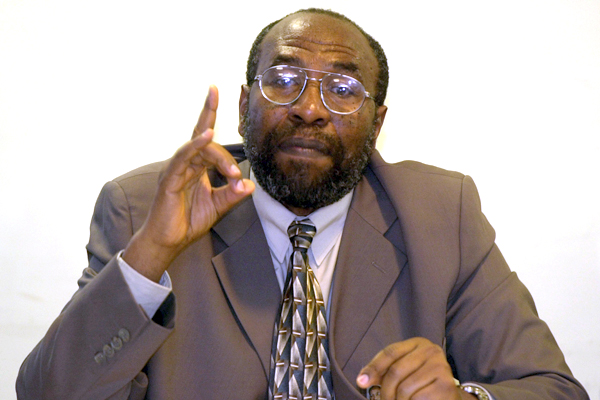 Uganda's Prime Minster Dr Ruhakana Rugunda