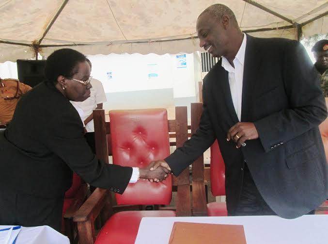 Masaka High Court Resident Judge, Margret Oumo Oguli