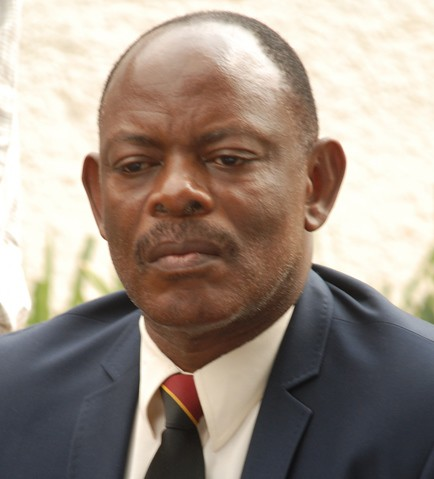 Prof Barnabas Nawangwe