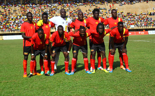 FIFA World rankings released today, Uganda up 71st