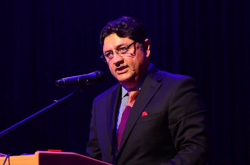 Mr Jawad Jaffer, the Superbrands East Africa Project Director.