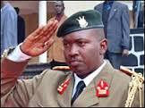 Maj Gen Godefroid Niyombareh