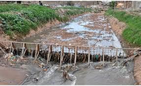 Nakivubo drainage channel