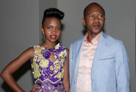 Gashumba & Daughter(shiela)