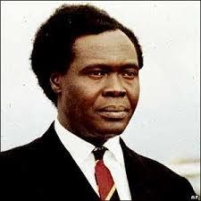 Dr Apolo Milton Obote