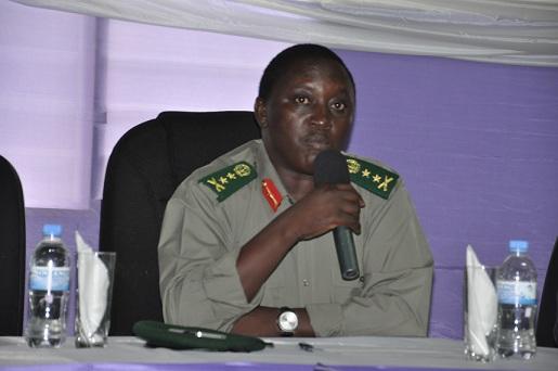 Gen. Karake Karenzi