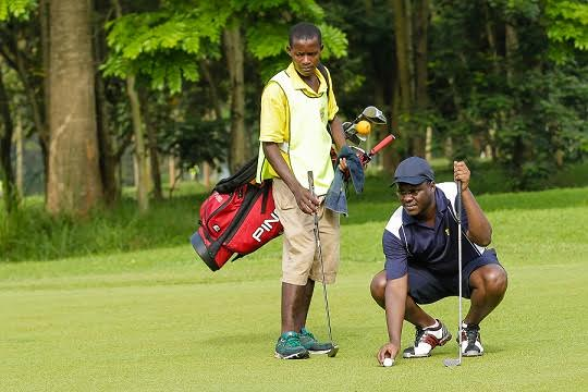 Veteran Golfer Kabuye will look to reclaim his title
