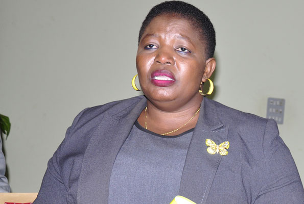 NRM Secretary General Justine Kasule Lumumba wrote to IGP stating the party hasn't endorsed Mr Mbabazi.