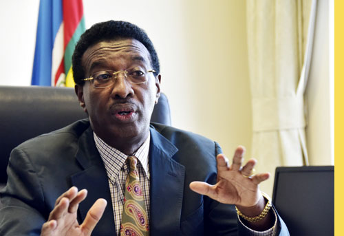 Minister Maj Gen Jim Muhwezi said the board will in nine months 'undertake studies and make proposals about a minimum wage in Uganda, for Government's consideration'