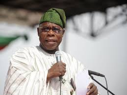 Obasanjo. wanted Kagame to takeover Congo because of his strong 'leadership skills'.