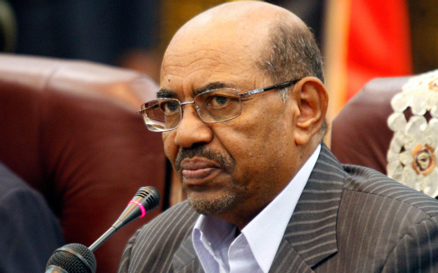 Sudan's President Omar al-Bashir is wanted by ICC.