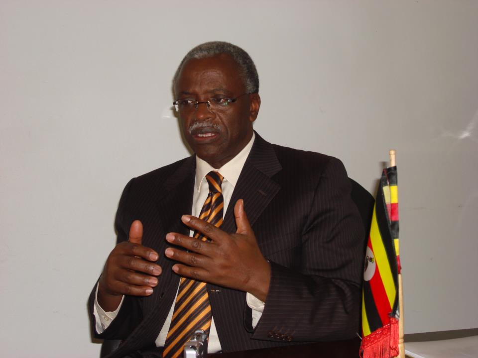 Former Prime Minister John Patrick Amama Mbabazi has broken the loud silence on his presidential ambitions