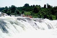 The Bujagali Falls