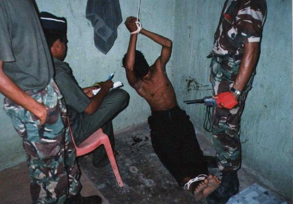 torture uganda