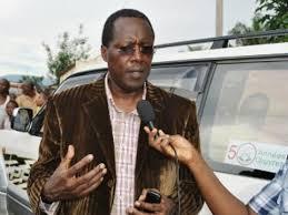 Charles Nditije, Burundi's opposition leader.