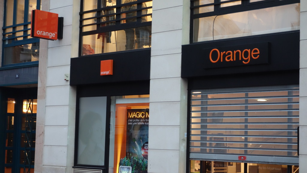 Orange head Office in Kampala which was recently bought by Africell.