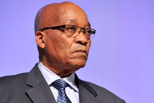South Africa's Jacob-Zuma, has undergone surgery.