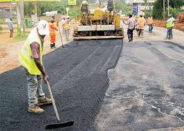 Infrastructure such as road construction are  top priority for continent.