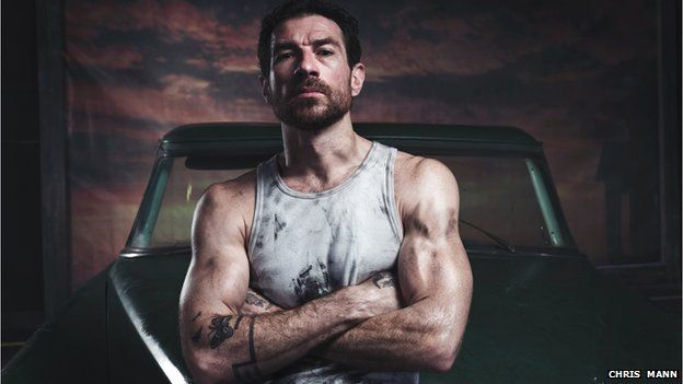 Jonathan Ollivier played Luca in Matthew Bourne's The Car Man.