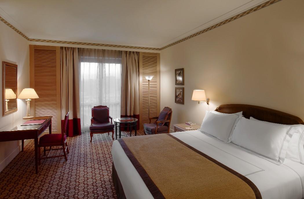 The Sheraton Hotel Addis Ababa, Club Room)