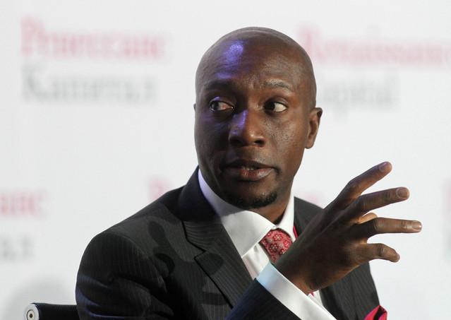 ASEA President Oscar Onyema