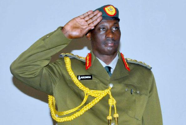 Gen. Aronda Nyakairima