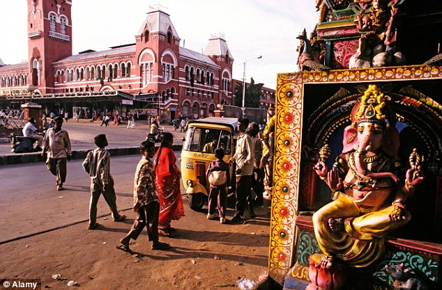 A court in Madras (pictured), India, has ruled that a divorced woman can only continue receiving financial support from her ex-husband if she never has sex receiving-financial-support-ex-husband.