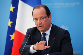 Determined Hollande says France will destroy IS.