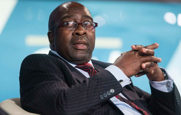 "President Jacob Zuma said that Mr Nene was being moved to ""another strategic position""."