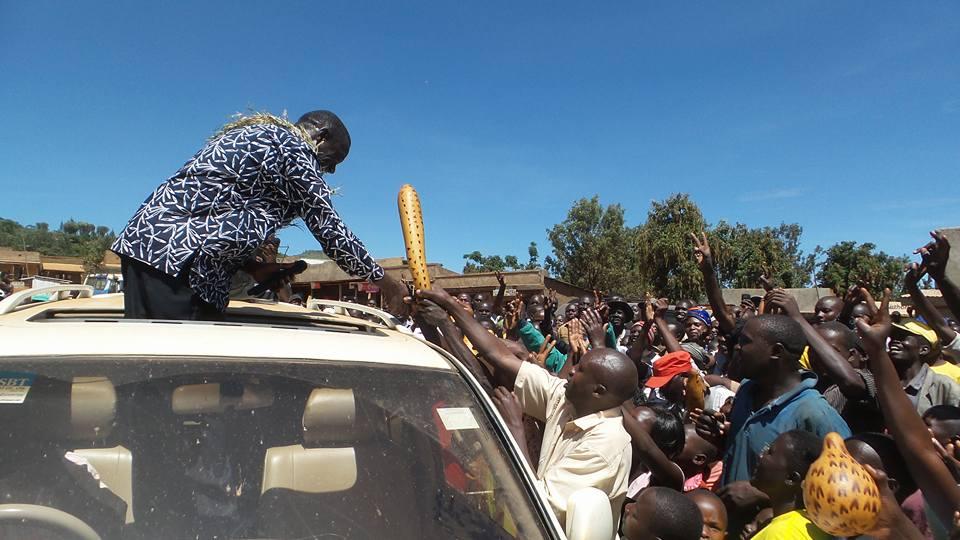 Besigye-bukwo